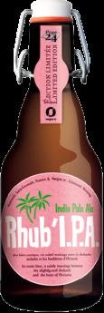 Bière Rhub'IPA page 24