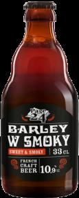 barley w smoky 33cl