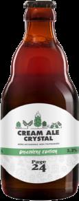 cream ale discovery edition en 33 cl