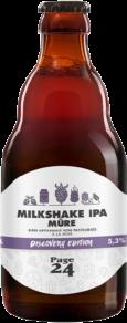 milkshake ipa mûre discovery edition en 33 cl