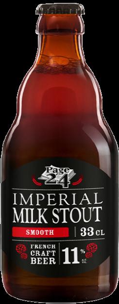 Imperial Milk Stout en 33 cl