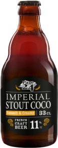 Imperial Stout Coco 33 cl