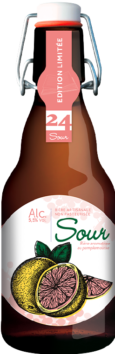 beer sour pamplemousse 33 cl
